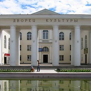 Дворцы и дома культуры Викулово