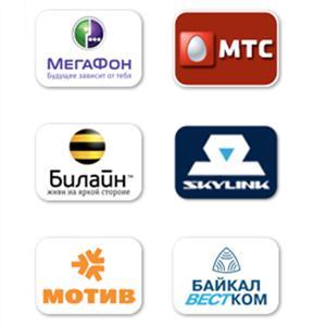 Операторы сотовой связи Викулово