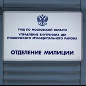 Отделения полиции Викулово